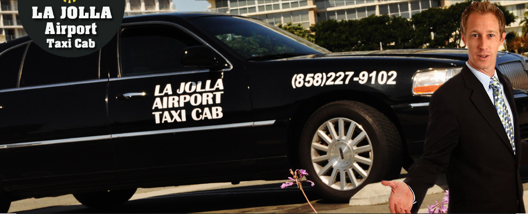 Airport Taxi Cab La Jolla