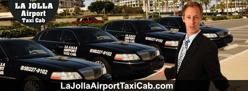 LA JOLLA AIRPORT TAXI SERVICE